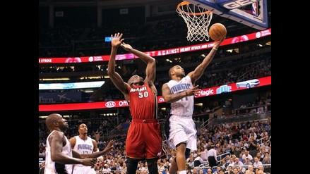 Este es el resumen de la última jornada de la NBA