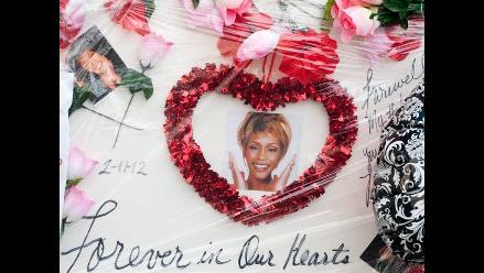 Adiós Whitney Houston, siempre te amaremos