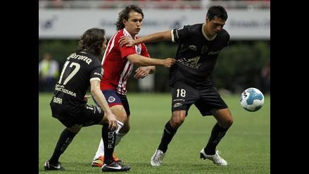 San Luis de Wilmer Aguirre empató sin goles con el Guadalajara