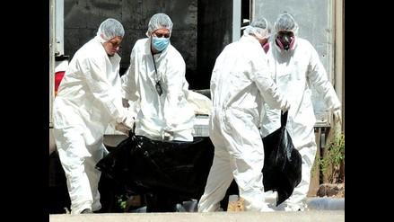 Solo han identificado 25 cuerpos de fallecidos en incendio de Honduras