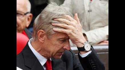 Emmanuel Petit: Sería un error que el Arsenal despida a Arsene Wenger