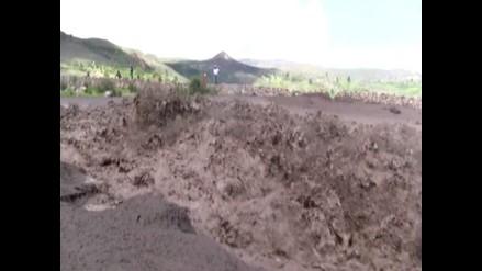Arequipa: Alerta máxima en Huambo por lluvias