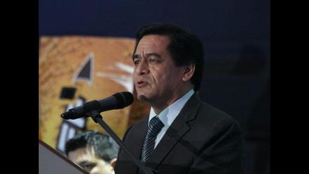 José Antonio Chang confirma retiro de la San Martín del Descentralizado