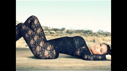 Kim Kardashian usó un bikini a punto de explotar el fin de semana
