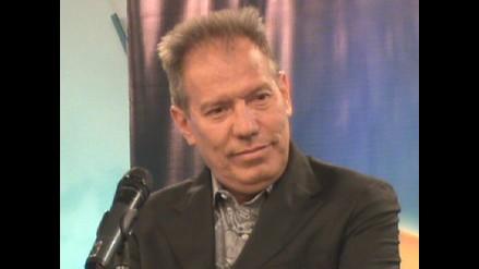 Raúl Romero se califica como el Bruce Willis de la televisión peruana
