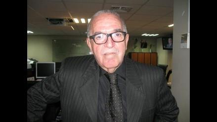 José María Salcedo debutó en RPP TV con ´Chema a las 10´