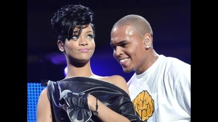 Rihanna y Chris Brown grabaron dos temas juntos