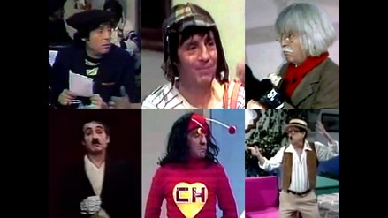 Mágicos personajes de Roberto Gómez Bolaños que cautivaron al mundo