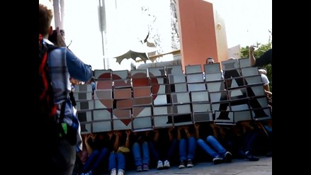 Vea el divertido flashmob con ultrabooks