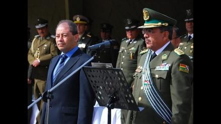Ministro boliviano afirma que protegen zona fronteriza por fuga de reos