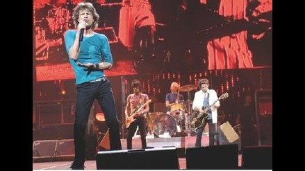 Rolling Stones están listos para gira por 50 aniversario, según Ronnie Wood