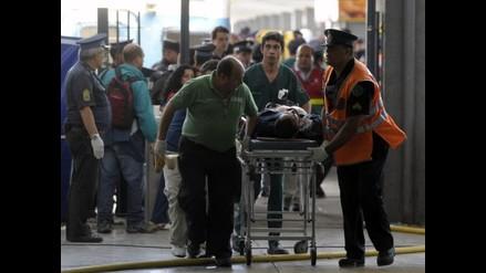 Pasajeros del tren argentino relataron cómo vivieron el accidente