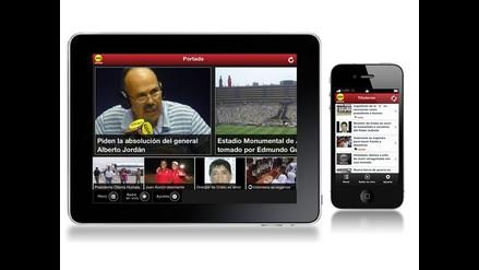RPP Noticias está disponible para el sistema operativo iOS