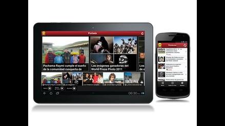 Explora la aplicación de RPP Noticias para Android
