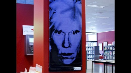 Se conmemoran 25 años del fallecimiento del estadounidense Andy Warhol