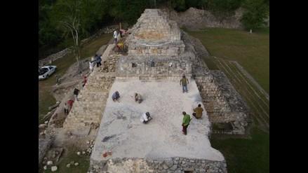 México: Descubren tablero prehispánico de más de 1.000 años