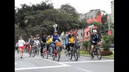 Ciclistas y patinadores tomarán las calles de Lima