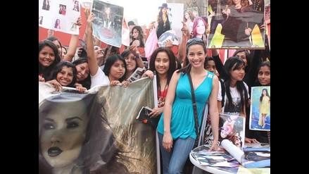 Fanáticas peruanas recibirán a Demi Lovato cantando y bailando
