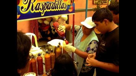 Tentación que hiela: Festival de helados y raspadillas