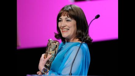 Premios César 2012: Carmen Maura, la Mejor Actriz de Reparto