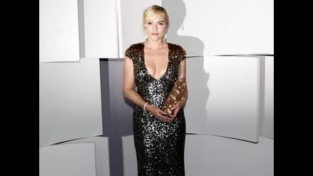 Premios César 2012: Kate Winslet recibió un premio por su trayectoria