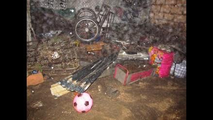 Arequipa: Lluvias dejan 262 familias damnificadas y 13 mil 104 afectadas