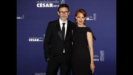 Premios César 2012: la alfombra tuvo elegancia, belleza y glamour