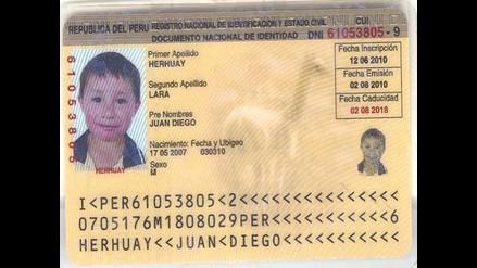 Andahuaylas: Continúan labores de búsqueda de un menor en el río Chumbao