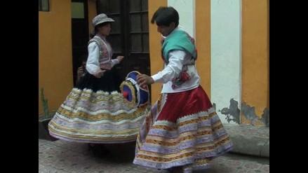 Una tradición carnavalesca que se mantiene en Caylloma