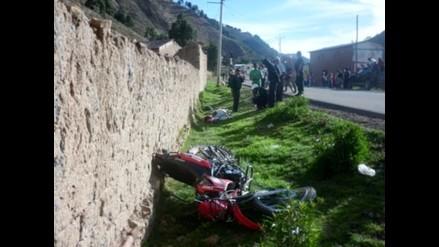 Arequipa: Hallan cadáver en canal de regadío en La Joya