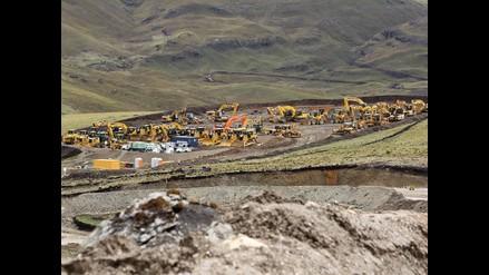 Newmont confía en que el gobierno apruebe proyecto Conga