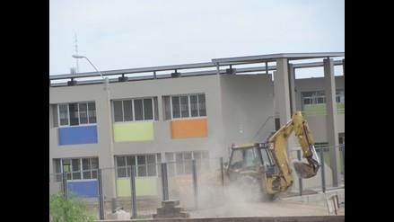 Chiclayo: En julio se terminará infraestructura del colegio San José