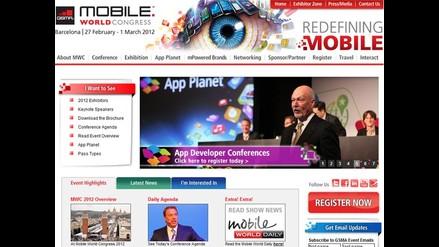 Celulares más inteligentes en la apertura del Congreso Mundial de Móviles