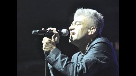 Jorge González llegará a Lima para presentarse el 28 de abril