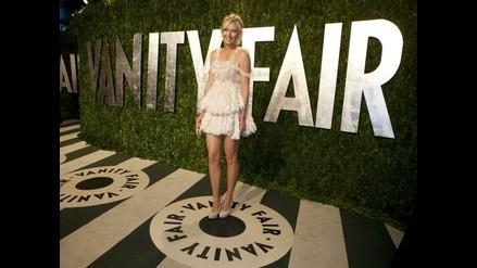 Deportistas se pusieron elegantes para la fiesta post Premios Oscar 2012