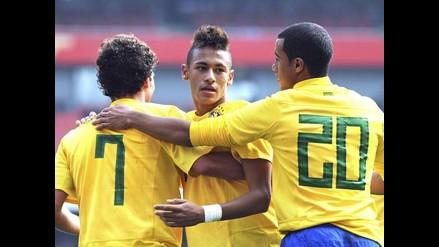 Neymar, Pato y Ganso se enfrentan a sí mismos en comercial de Brasil