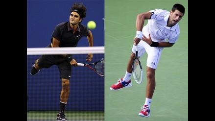 Federer y Diokovic, un tenis de altura en el torneo de Dubai
