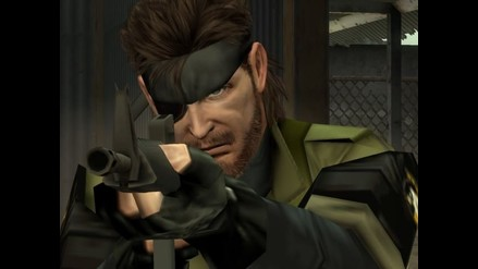 Metal Gear Solid HD Collection, una reedición así sí