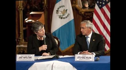 Estados Unidos rechaza propuesta de Guatemala para despenalizar drogas