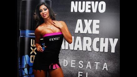 Melissa Loza, la sensual imagen de Axe