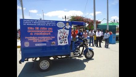 El Alto ya cuenta con programa de manejo de residuos sólidos