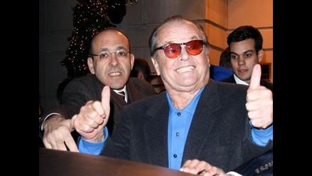Arrestan a brasileño con foto de Jack Nicholson en documento falso
