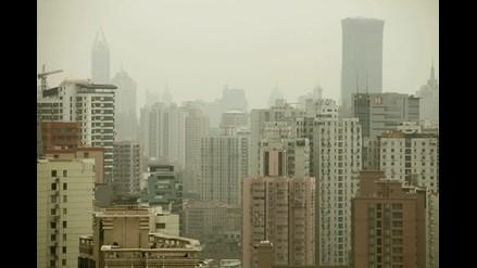 Shanghái invertirá $1.630 millones en combatir su grave contaminación