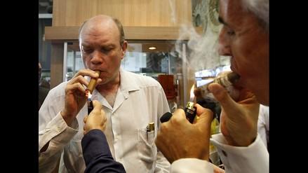 Los puros superan la crisis económica y las leyes antitabaco en Cuba