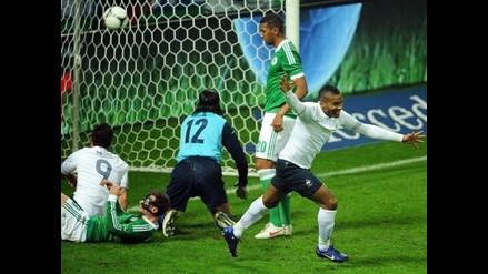 Una gran Francia se impuso de visita a Alemania en partido amistoso
