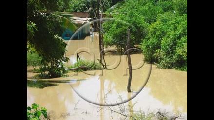 Indeci Tumbes alerta a la población tras peligrosa crecida de río