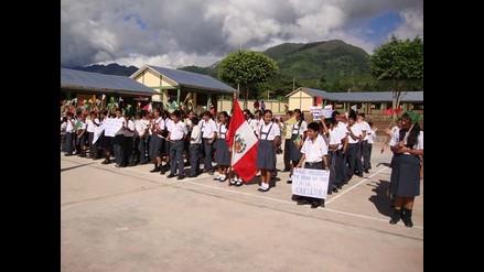 Más 235 mil alumnos iniciarán sus clases este 1 de marzo en San Martín