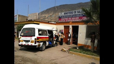 Familiares de víctimas de accidente en VMT piden ayuda económica