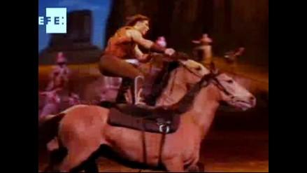 Espectáculo 'Odysseo' llega a Miami con su show ecuestre