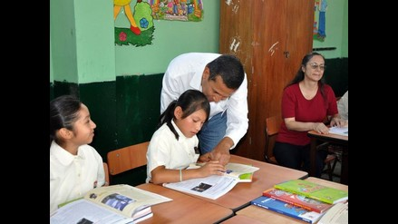 Presidente Humala: Nuestros niños no pueden perder horas de clases